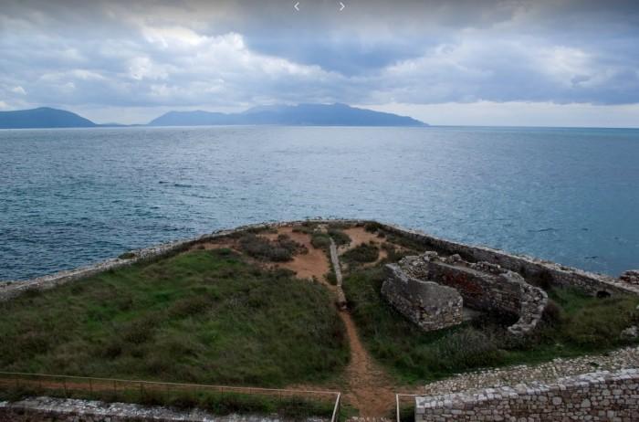 Vista de la costa de Preveza en la actualidad. Fotografía: Argyris Dentsoras.